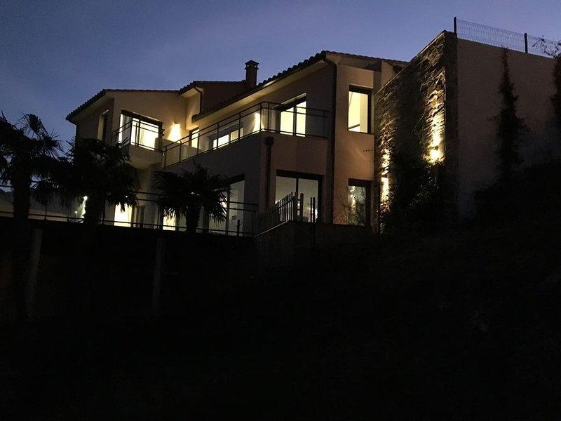 Holiday villa in Collioure