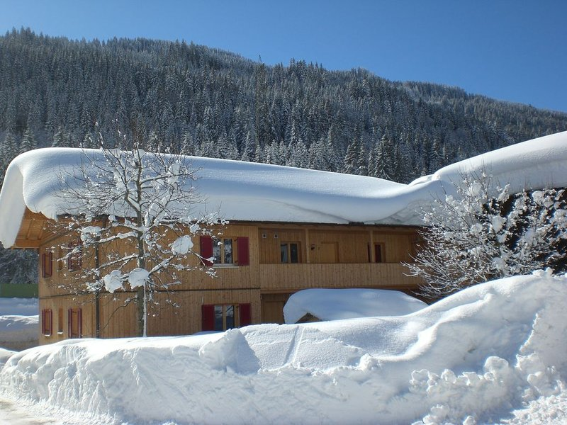 Ferienwohnung in Wald am Arlberg, aluguéis de temporada em Lech