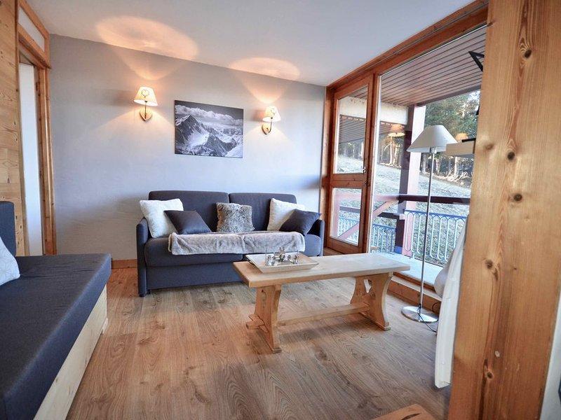 APPT 60 m2 lumineux - Coeur ARC 1800-Au Pied des pistes - Idéal en famille, vacation rental in Les Arcs