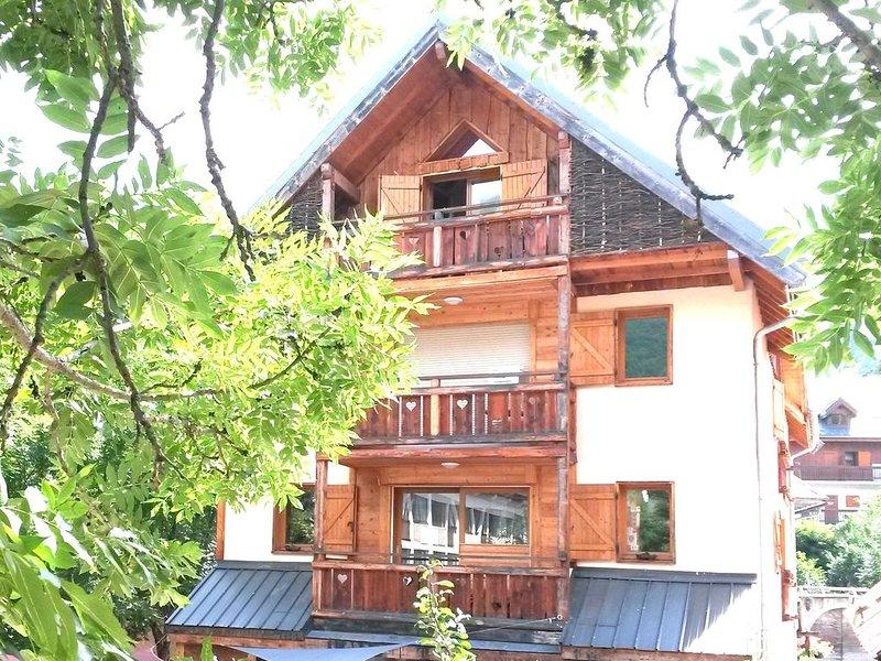 Appartement Tout Confort au Coeur de Valloire, location de vacances à Valloire