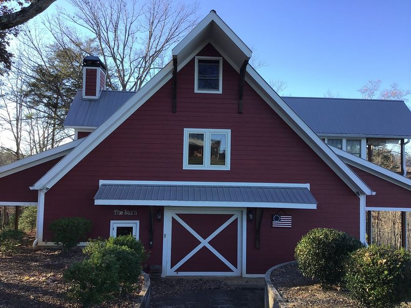 Unique property with amazing views!!., vacation rental in Dahlonega