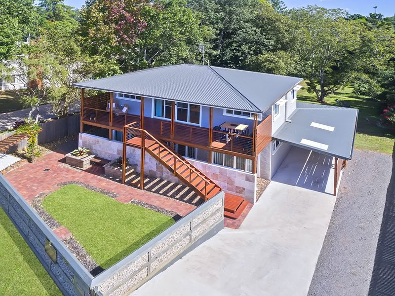 Beulah House Luxurious Holiday Accomodation in the Sunshine Coast Hinterland, casa vacanza a Mapleton