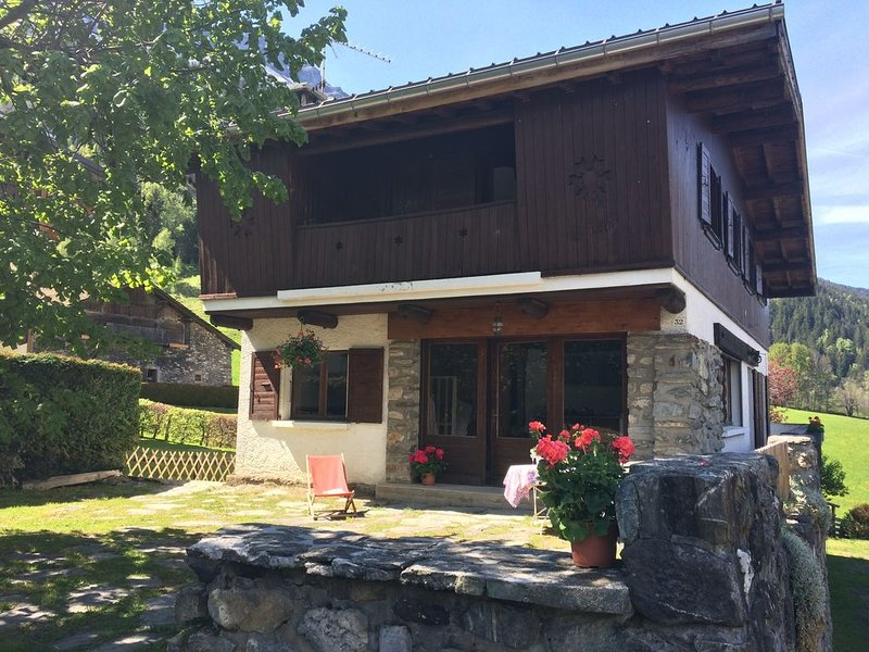 Chalet  Les  Trolles, holiday rental in Les Contamines-Montjoie