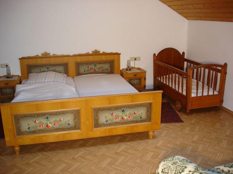 Ferienwohnung Hasenstube für 2 - 4 Pers., location de vacances à Trostberg an der Alz