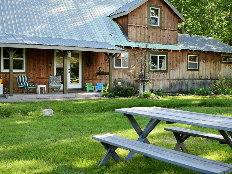 Historic Home in Chester (Lake Almanor), holiday rental in Plumas County