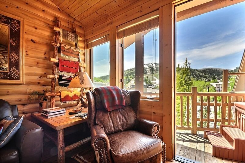 Rustic Elegance: Park City's Silver Lake Village / Upper Deer Valley, holiday rental in Park City