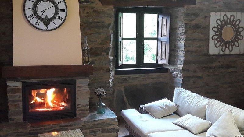 Vivienda de uso turístico, vacation rental in Becerrea