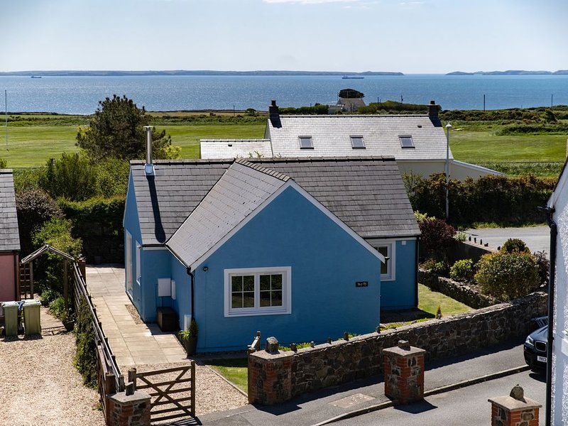 Yn y Ty - a perfect place to relax in St Davids, location de vacances à St. Davids