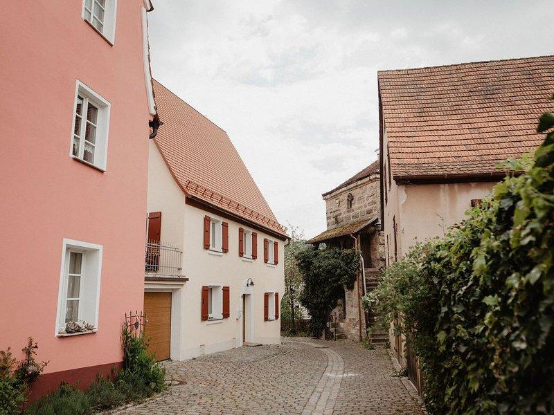 Casa La Maria - Das Haus am Turm, alquiler de vacaciones en Rottenbach
