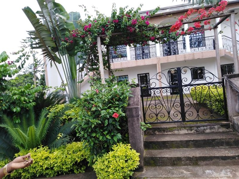 APPARTEMENT MEUBLÉ rdc  Efoulan, vacation rental in Cameroon