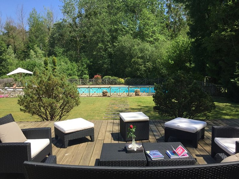 Maison de campagne, holiday rental in Marigne-Laille