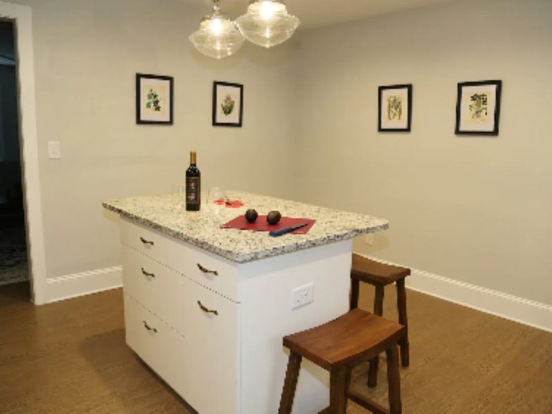 Enfield Cottage in North Carolina, holiday rental in Rocky Mount
