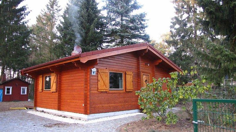 Ferienhaus Senzig für 1 - 4 Personen mit 2 Schlafzimmern - Ferienhaus, vacation rental in Baruth