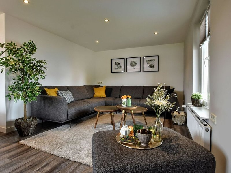 Spacious Apartment in Eibergen with Private Terrace, alquiler vacacional en Eibergen