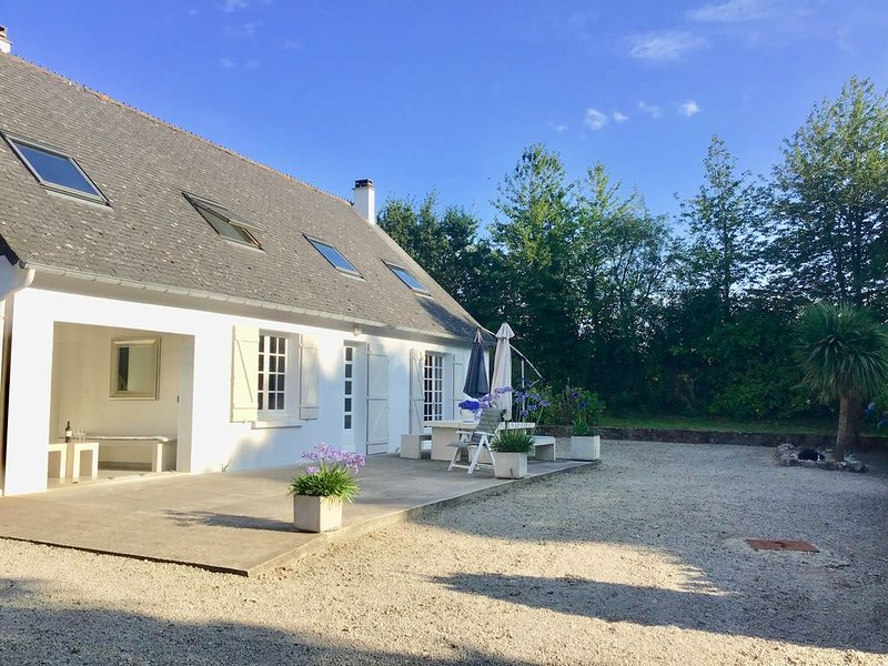 La Villa en Cotentin, holiday rental in Cosqueville