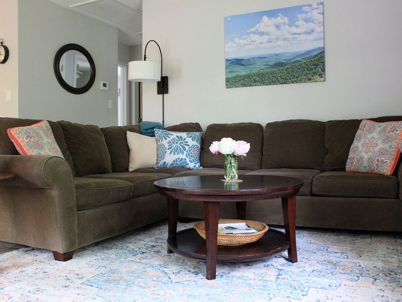 Garden Apartment In Pisgah Forest 20 Minutes To Ashville And World Class Hiking,, holiday rental in Candler