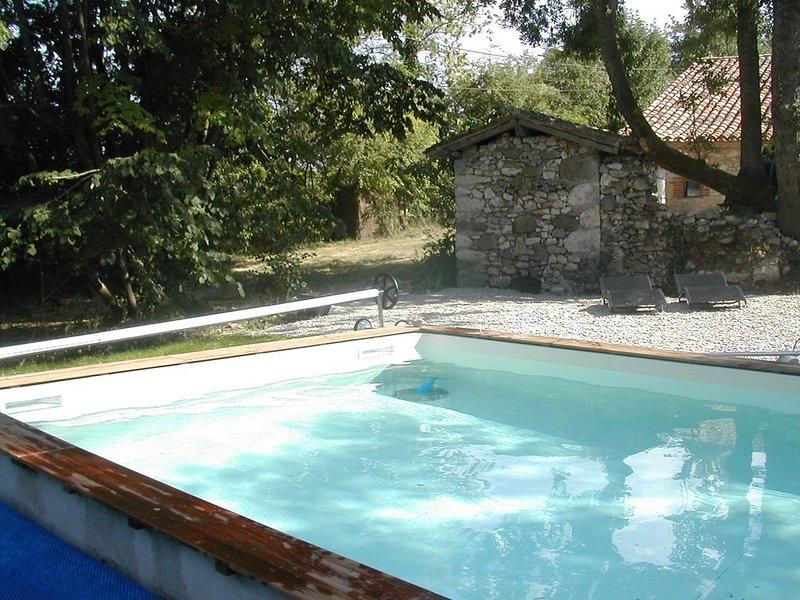 L'ORANGERIE du Domaine de Mestre 11 appréciations communes à l'annonce 6051995, holiday rental in Trentels