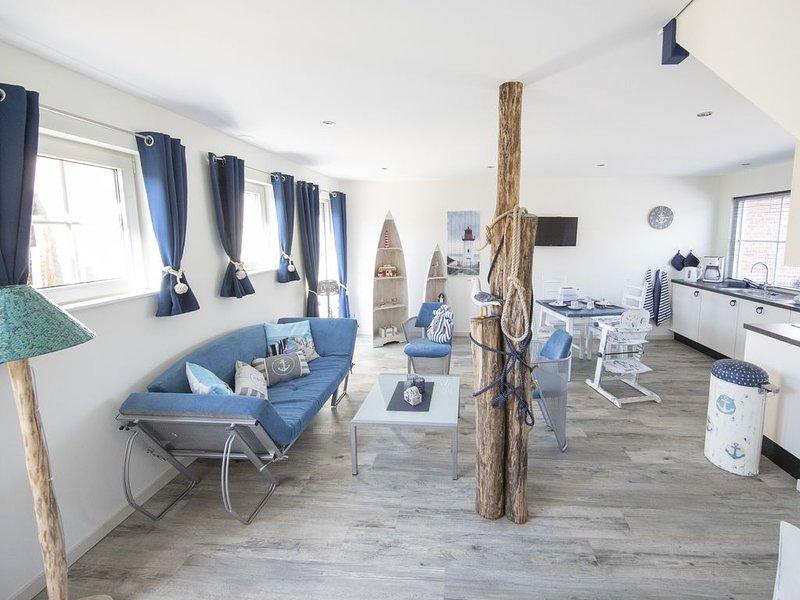 Vrijstaand Luxe Vakantiehuis  grote Tuin, Terras , Airconditioning in Kamperland, alquiler vacacional en Kamperland