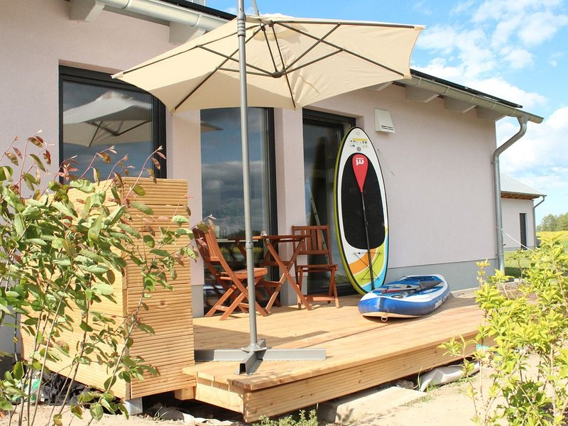 Ferienwohnung Boddensurf, vacation rental in Alt Jargenow
