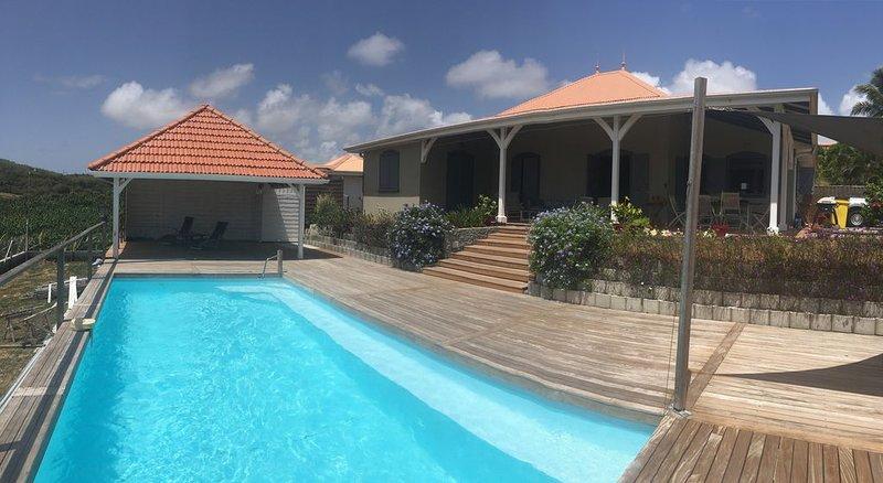 Villa belle étoile au vauclin, alquiler de vacaciones en Le Vauclin