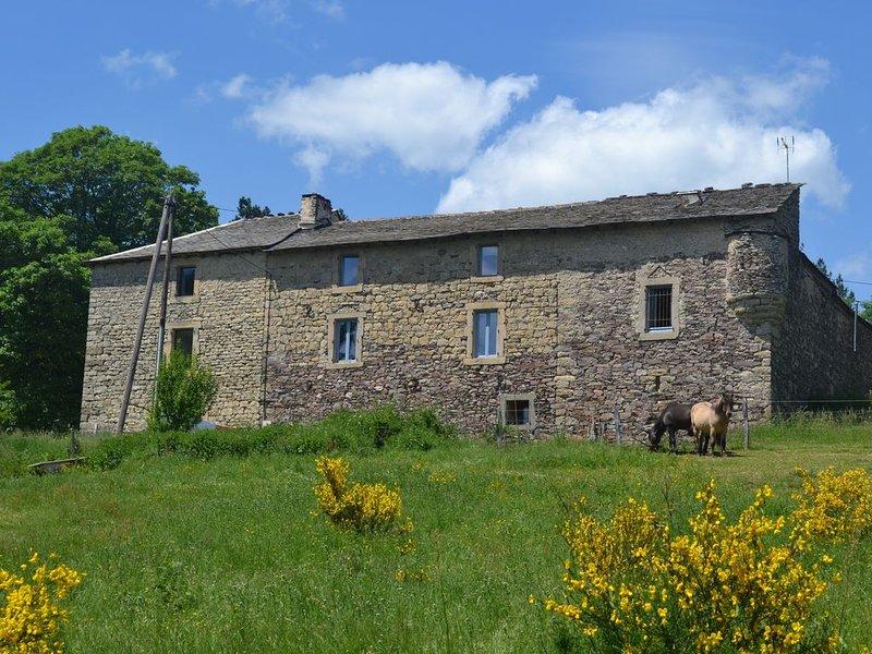 Le Grand Duc, Gîte le Petit Duc, location de vacances à Saint Andre de Valborgne