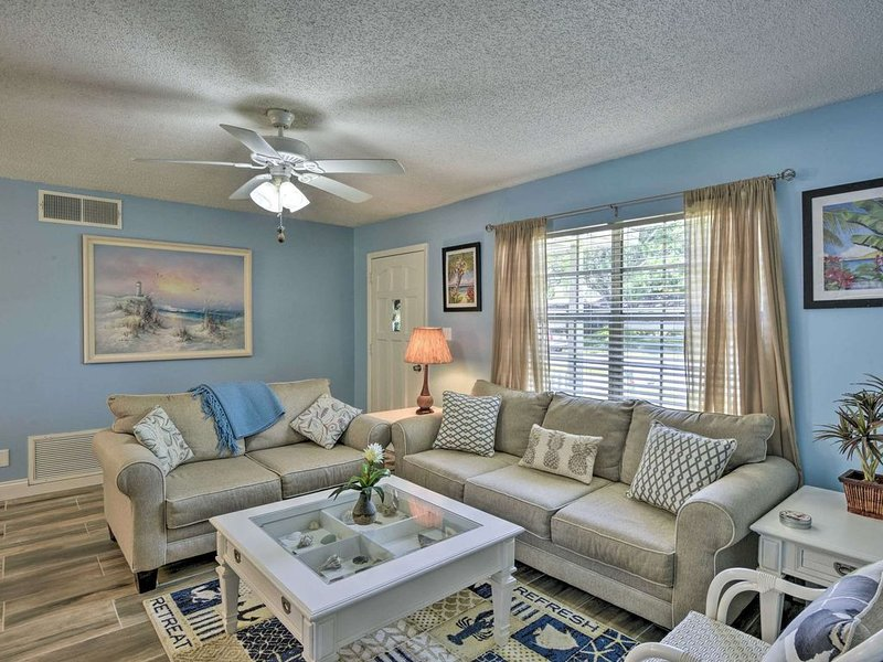 Coastal delight! Perfect for small families or romantic getaways!, vacation rental in Vero Beach