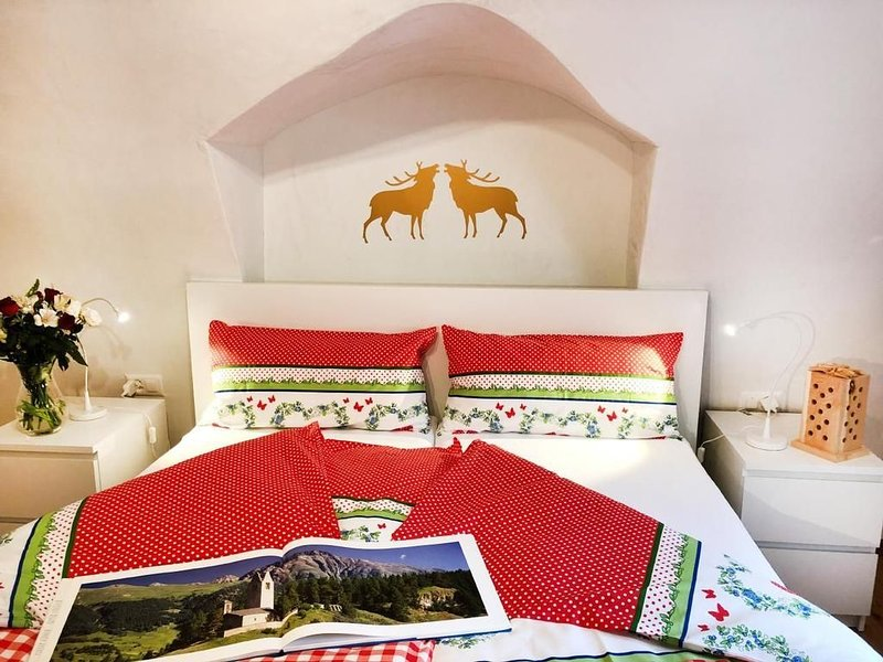 Ferienwohnung Guarda für 4 Personen mit 2 Schlafzimmern - Ferienwohnung in Bauer, casa vacanza a Guarda