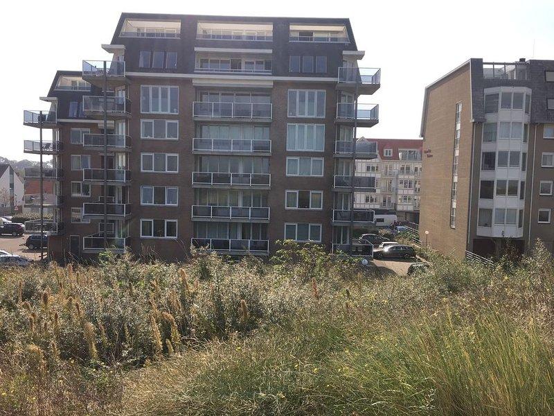 Wohnung für vier Personen in Cadzand, location de vacances à Cadzand