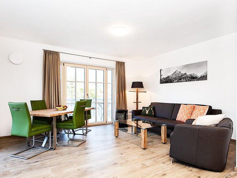 """Ferienwohnung """"Höfle"""" im neugebauten und zentral gelegenem Landhaus in Garmsich-, location de vacances à Garmisch-Partenkirchen"""