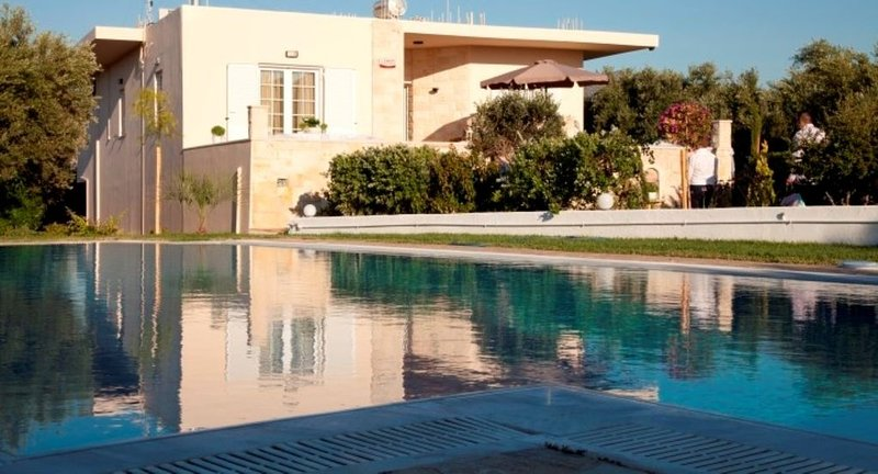 Villa Lefteri,  near Hersonissos, holiday rental in Analipsi