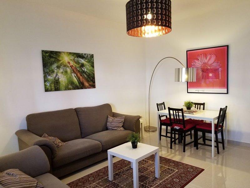 3 ZKB möblierte Wohnung in Heidelberg-Rohrbach, holiday rental in Sinsheim