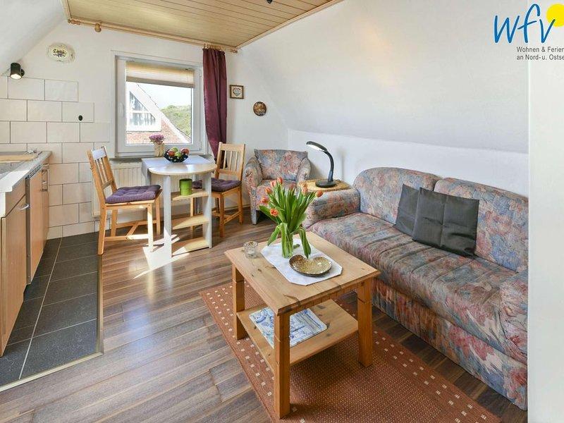 Ideal für entspannte Tage alleine oder zu zweit!, location de vacances à Norderney