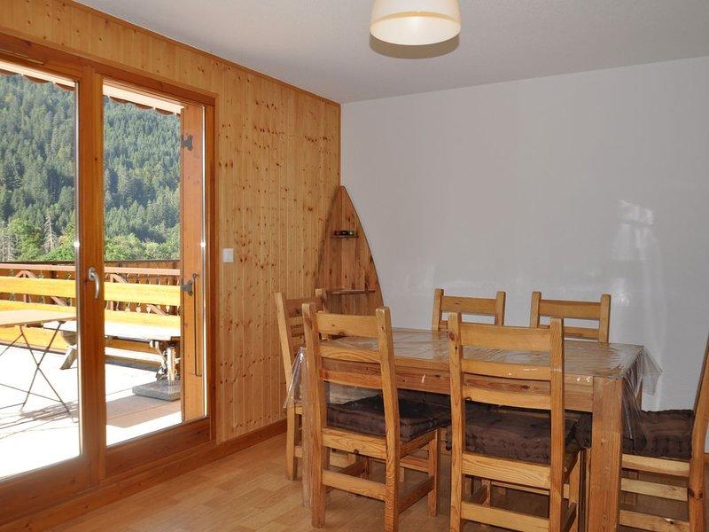 Appartement Tétras 1 - 6 couchages, location de vacances à La Chapelle d'Abondance
