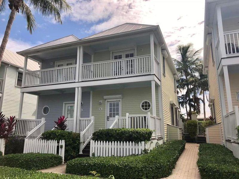 2 Bed, 2 Bath Villa in Duck Key, casa vacanza a Conch Key