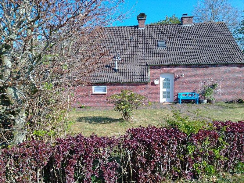 Gemütliches Landhaus umgeben von traumhaften Nordseestränden, location de vacances à Neuharlingersiel