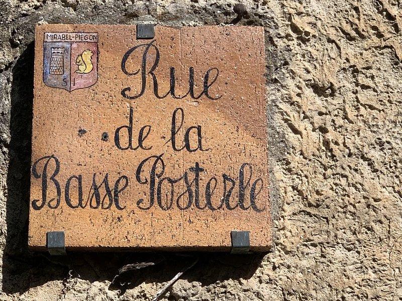 Maison 'l'Estrambord', alquiler vacacional en Mirabel-aux-Baronnies
