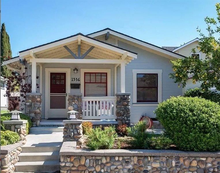 Historic Cozy Downtown Property, alquiler vacacional en San Luis Obispo