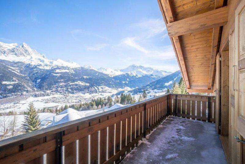 Ferienwohnung Parsonz (Savognin) für 4 - 6 Personen mit 2 Schlafzimmern - Ferien, holiday rental in Wergenstein