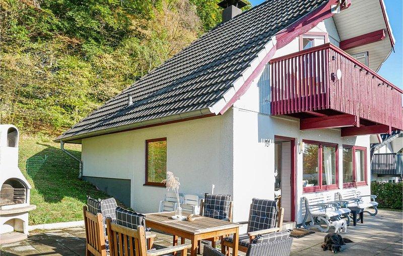 3 Zimmer Unterkunft in Kirchheim, holiday rental in Schwarzenborn