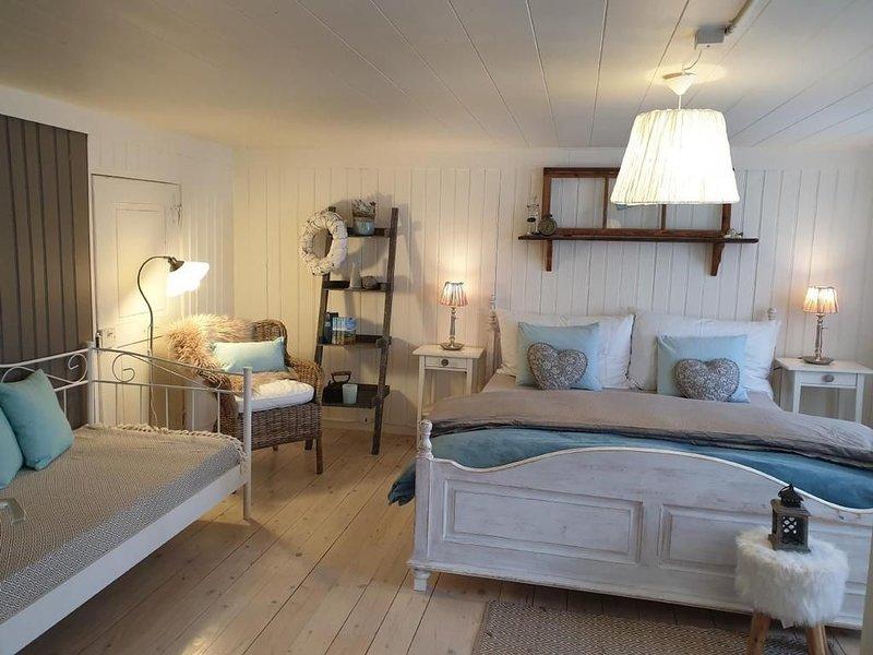 Ferienwohnung Ohmstal für 3 - 5 Personen mit 1 Schlafzimmer - Ferienwohnung in B, location de vacances à St Erhard