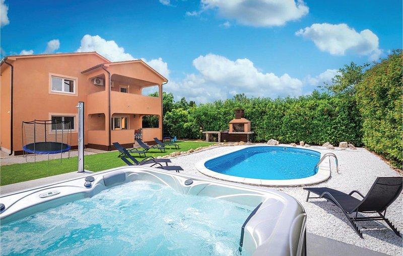 4 Zimmer Unterkunft in Marcana, casa vacanza a Marcana