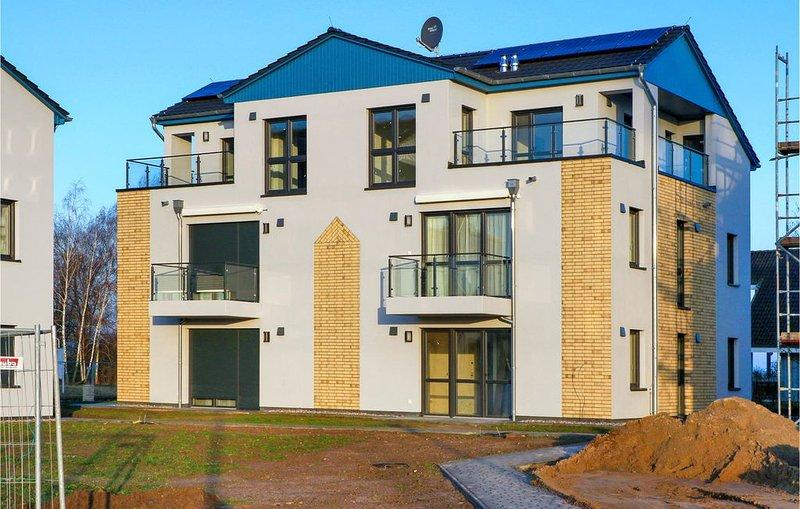 1 Zimmer Unterkunft in Rechlin, holiday rental in Granzow