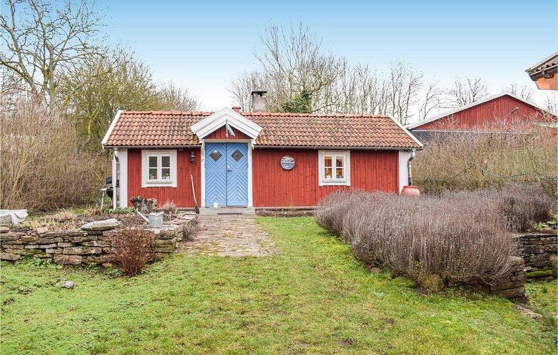 1 Zimmer Unterkunft in Färjestaden – semesterbostad i Kalmar
