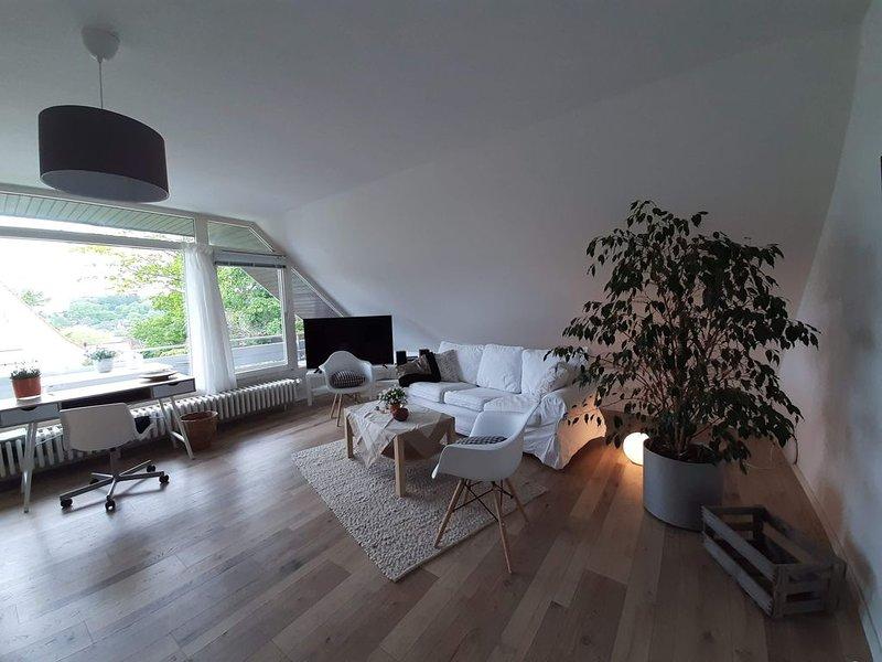 Ferienwohnung am Kellersee, aluguéis de temporada em Plon