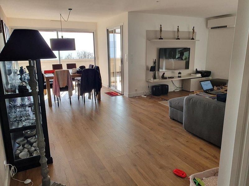 appartement sanguinaires, holiday rental in Villanova