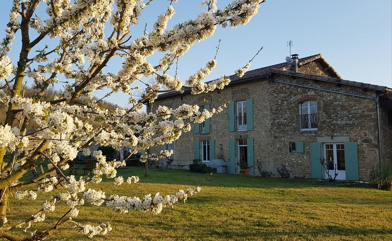 Au contact de la nature, vacation rental in Chabeuil