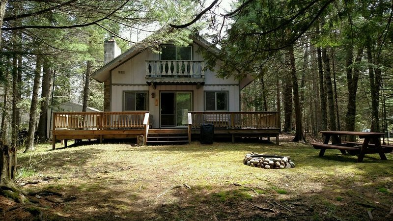 Ausable River Cottage, holiday rental in Crawford County