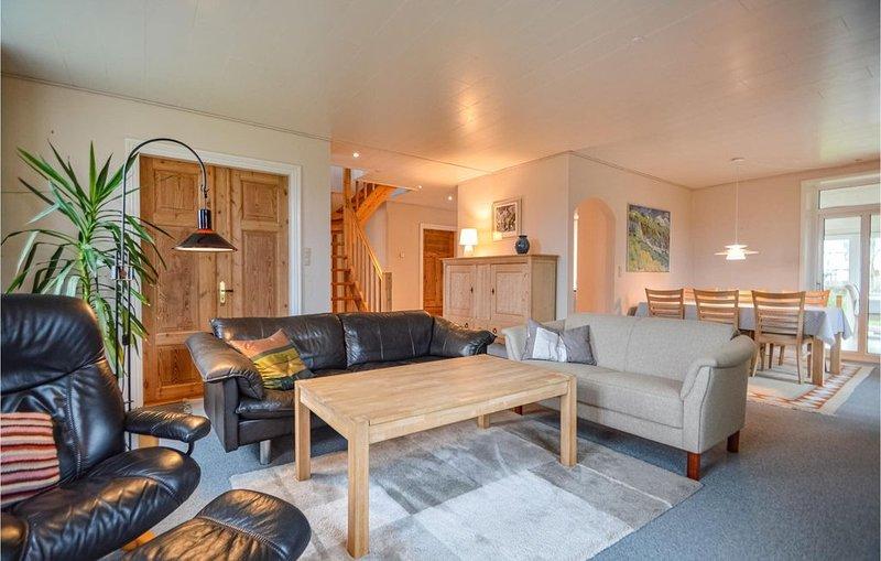 3 Zimmer Unterkunft in Bredebro, holiday rental in Toender