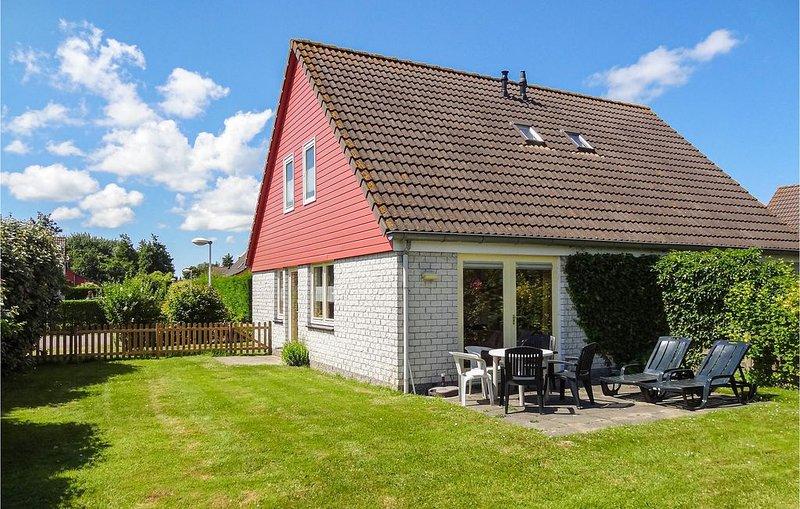 3 Zimmer Unterkunft in Wemeldinge, location de vacances à Goes