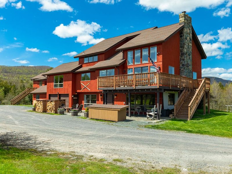 Dancing Horse Farm - Ski Lodge and Farm 3 Miles from Windham Mountain, location de vacances à Preston Hollow